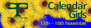 Calendar Girls 11th - 16th November 2013